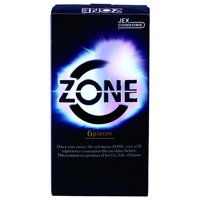 adultloving Jex Zone Condom 6pcs