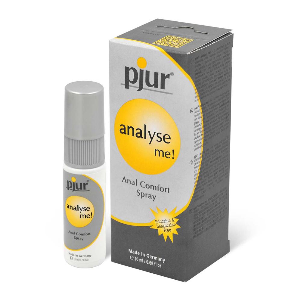 adultloving Pjur Analyse Me Anal Comfort Spray 20ml