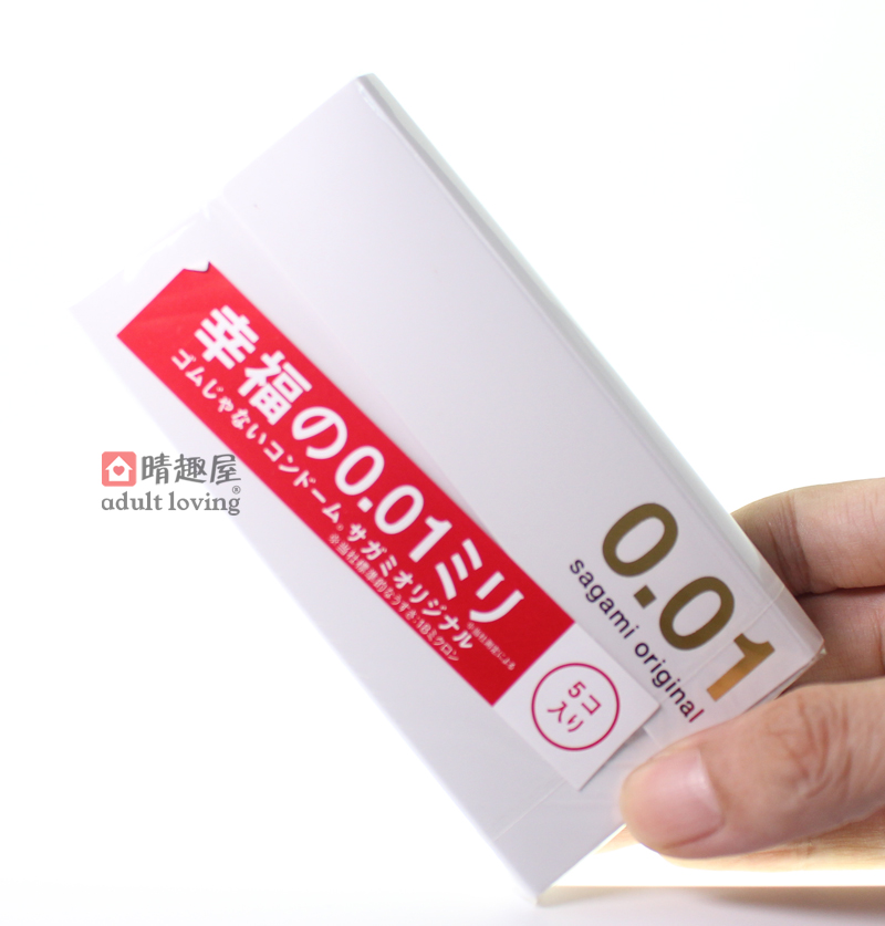 日本相模Sagami Original  0.01 安全套 | 日本直送