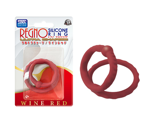 adult loving hk|Regno Silicone Ring Ultra Charge Wine Red