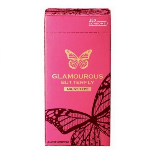 JEX Glamourous Butterfly - Moist Type
