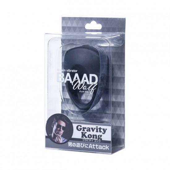 Baaad Wolf Gravity Kong 陰莖震動環