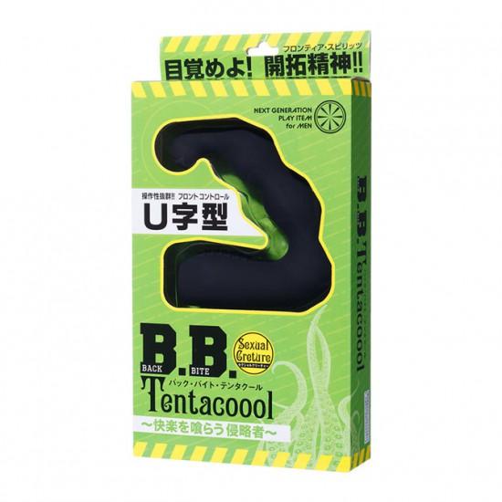 B.B. Tentacool Sexual Creature 會陰前列腺震動器