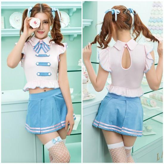Naughty Private School Hottie Uniform