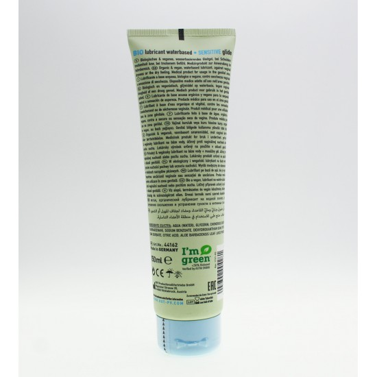 HOT Bio Sensitive Waterbased Lubricant