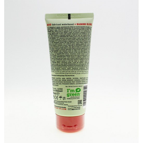 HOT Bio Warming Waterbased Lubricant