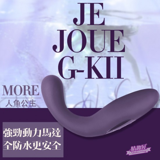JE JOUE G-KII
