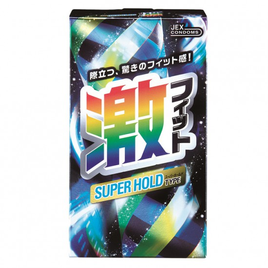 JEX Super Hold Type 8pcs