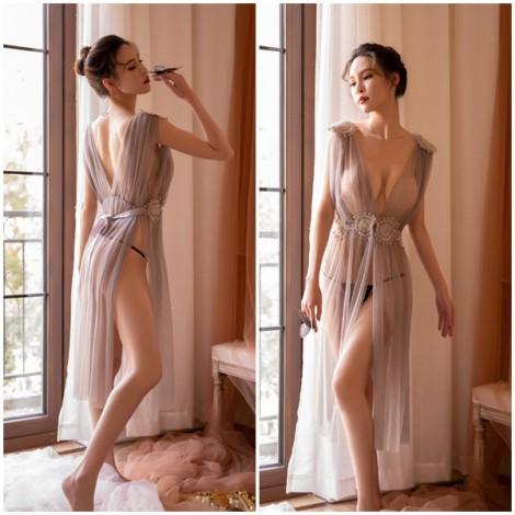 性感誘惑高端網紗睡裙