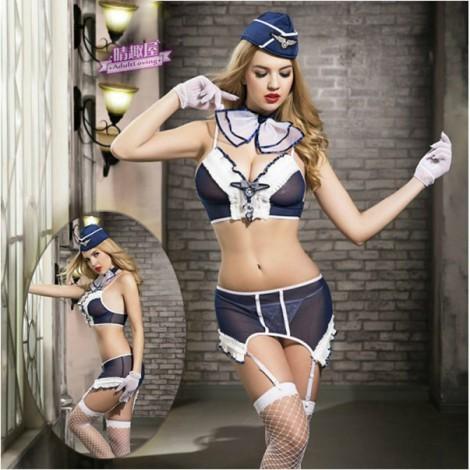 空姐服角色扮演情趣制服