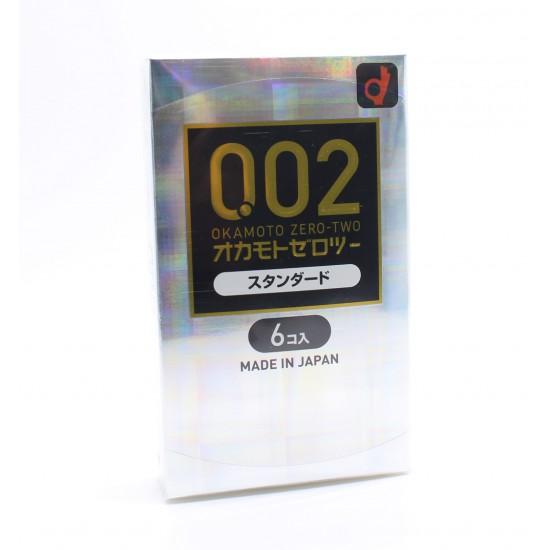 Okamoto 0.02 6PCS