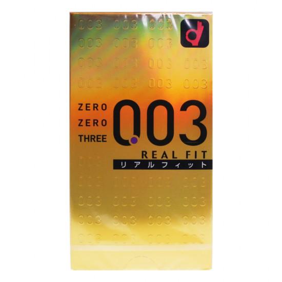 Okamoto 0.03 Real Fit 10pcs