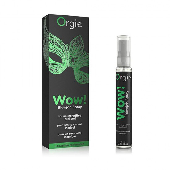 Orgie WoW Blowjob Spray