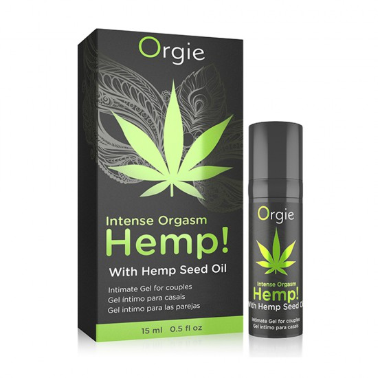 Orgie Hemp Intense Orgasm