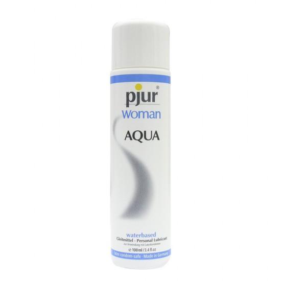 Pjur Woman Aqua 水性潤滑液 100ML