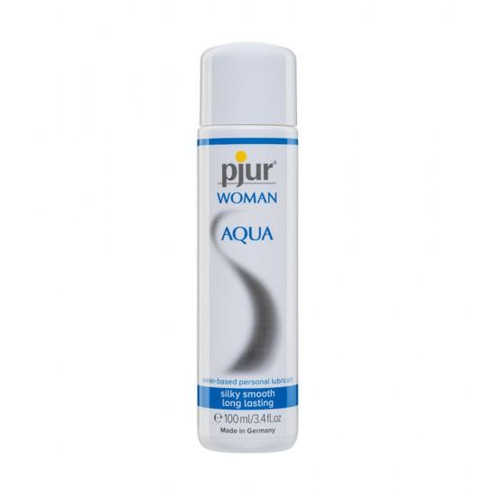 Pjur Woman Aqua Lubricant 100ml