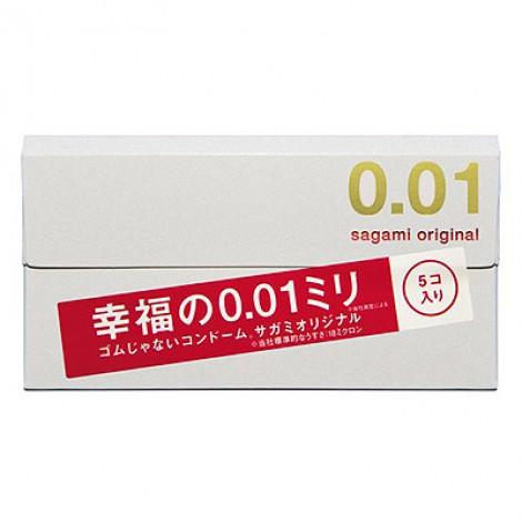 日本相模Sagami Original  0.01 安全套