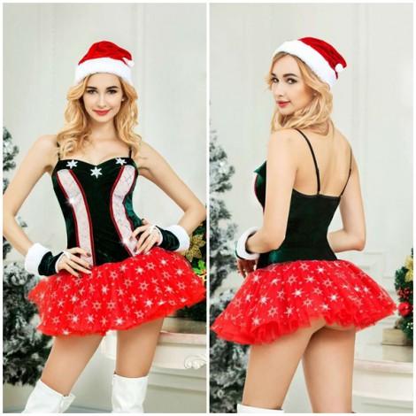 聖誕情趣制服
